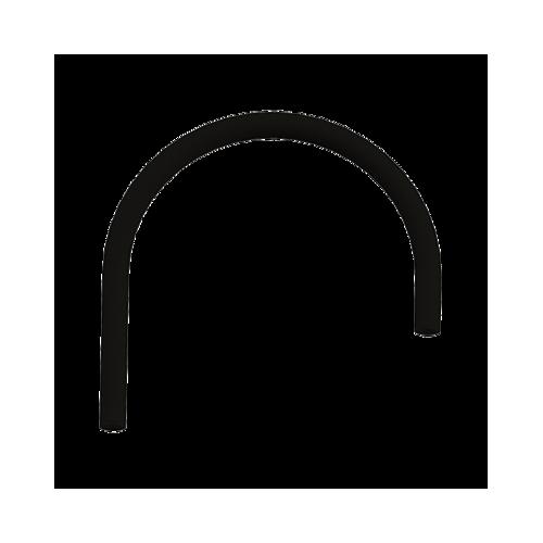 Сменный гибкий шланг для смесителя Omoikiri Kanto OT-01 BL черный
