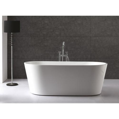 Ванна 150x75х60см отдельностоящая акриловая, BB202-1500-750, Belbagno