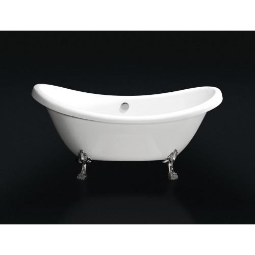 Ванна 182x75х80см отдельностоящая акриловая, BB05, Belbagno