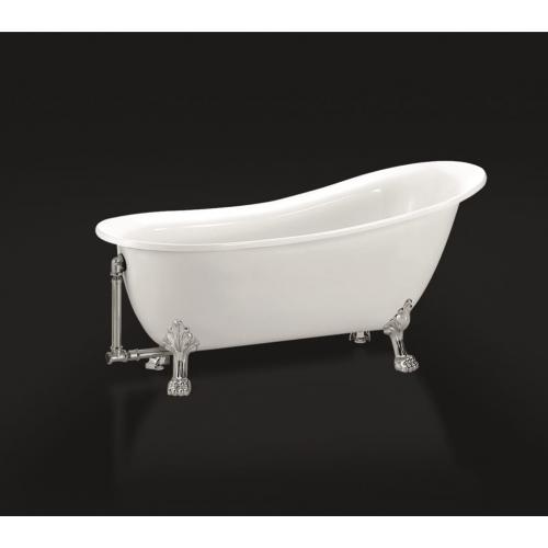 Ванна 155x76х81см отдельностоящая акриловая, BB06-1550, Belbagno