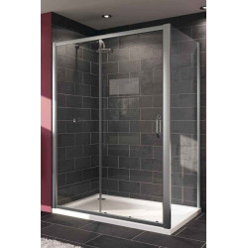 Huppe X1 Serie Боковая стенка 80см для комбинации с раздвижной дверью 140503.069.321