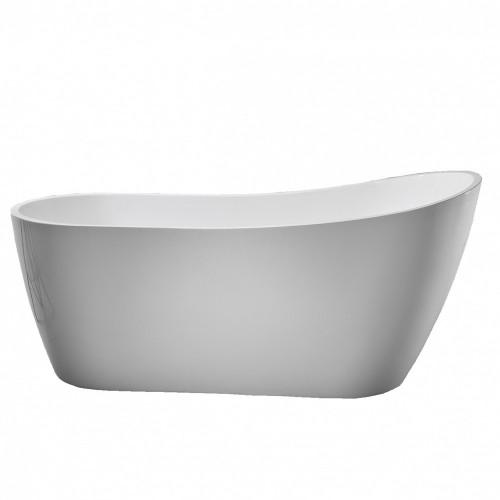 Ванна акриловая отдельностоящая 150x72х72 см, Swedbe, 8817