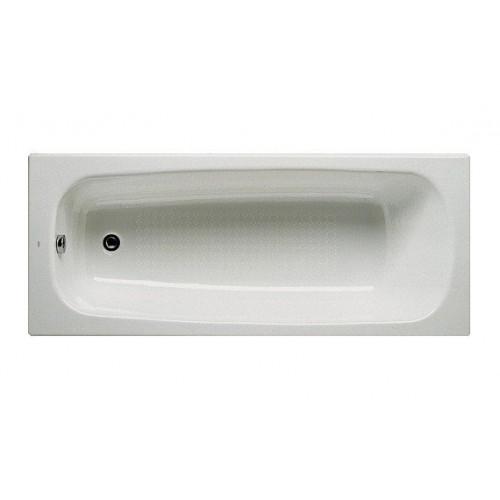 Ванна чугунная 160x70 Roca CONTINENTAL+ antislip