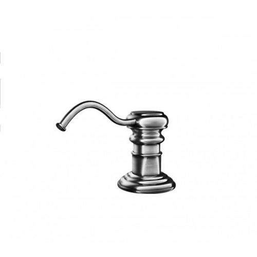Дозатор для мыла серебро, Omoikiri, Classic Dispenser OM-01-SI