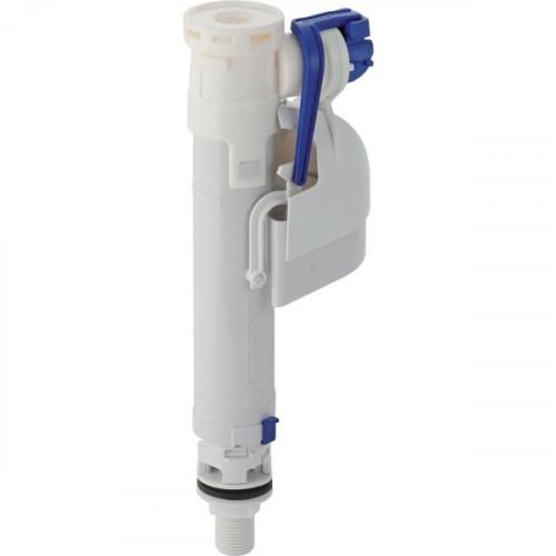 """Впускной клапан Geberit тип 360, подвод воды снизу, 1/2"""", ниппель пластиковый 281.208.00.1"""
