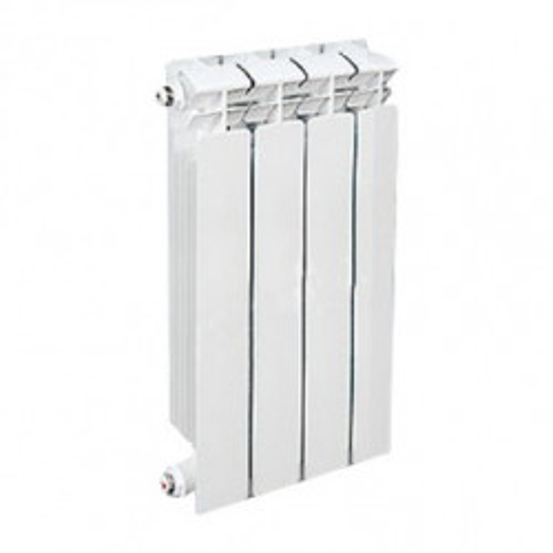 Радиатор биметаллический RIFAR Base B500 - 4 секции (боковое подключение)