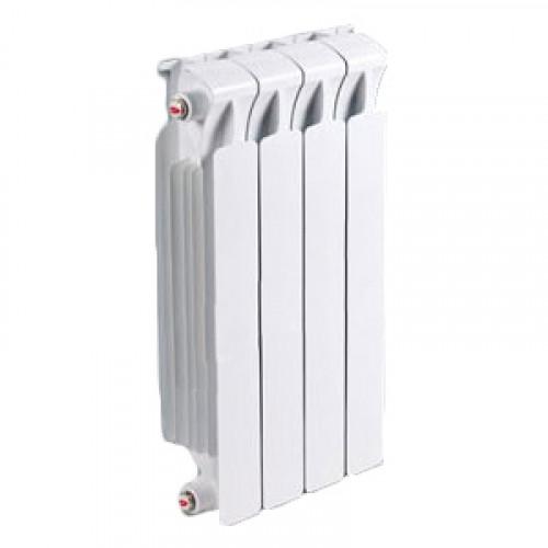Радиатор биметаллический RIFAR Monolit 500- 4 секции (боковое подключение)