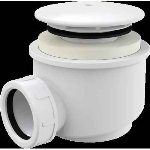 Сифон для душевого поддона Alca Plast A47B-60 белый