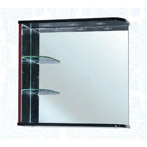 Рио-90 зеркало с инфракрасным выключателем, 91 см, белое, левое, правое, Bellezza