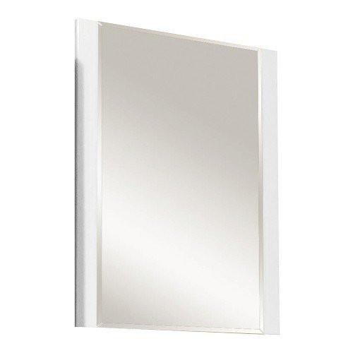Зеркало 65см, Ария 65, белое, Акватон