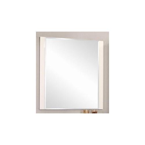 Зеркало 80см, Ария 80, белое, Акватон