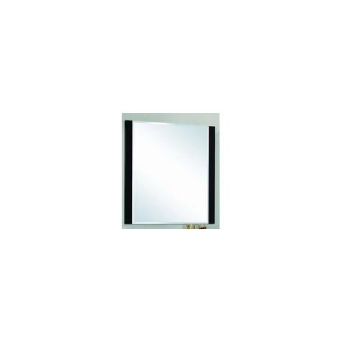 Зеркало 80см, Ария 80, черный, Акватон