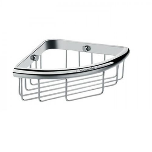 Угловая мыльница-полочка Hansgrohe Logis Universal 41710000