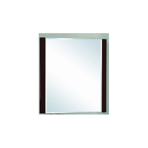 Зеркало 80см, Ария 80, коричневый, Акватон