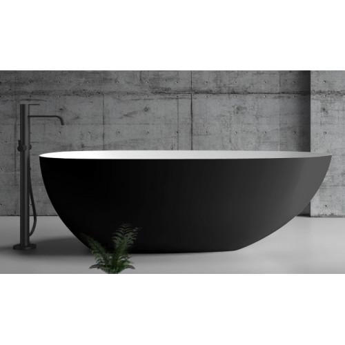 Акриловая отдельностоящая ванна ABBER AB9211B