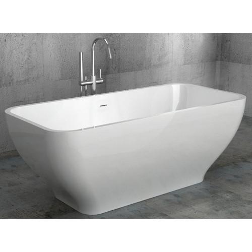Акриловая отдельностоящая ванна ABBER AB9220 170x70см