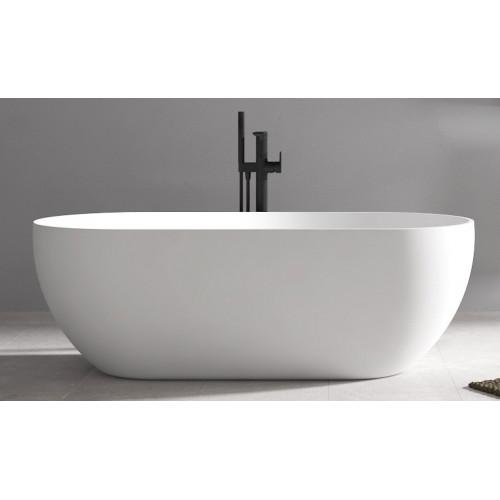 Акриловая отдельностоящая ванна 172x79см ABBER AB9241