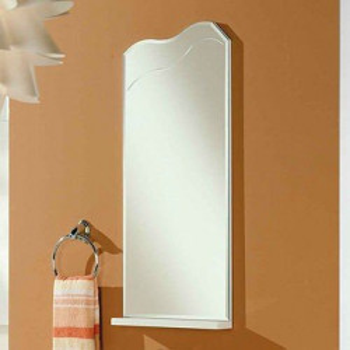 Зеркало 45см, Колибри 45, левое, белое, Акватон