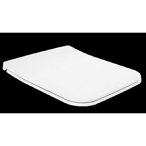 Сидение с крышкой SlimSeat Line (Sandwich), для унитаза Venticello, Villeroy & Boch