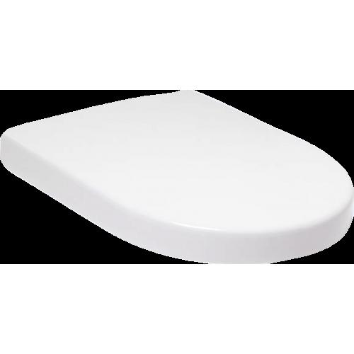 Сидение с крышкой для унитаза Villeroy & Boch Subway 2.0 9M68Q1 быстросъемное Альпийский белый
