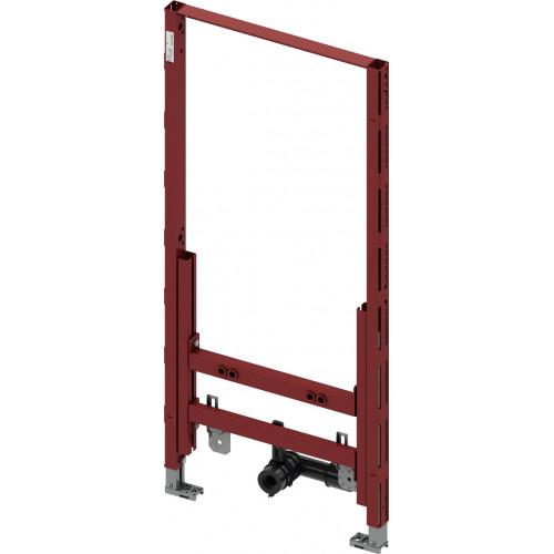 Застенный модуль для биде TECEprofil для застенного монтажа, монтажная высота 1120 мм