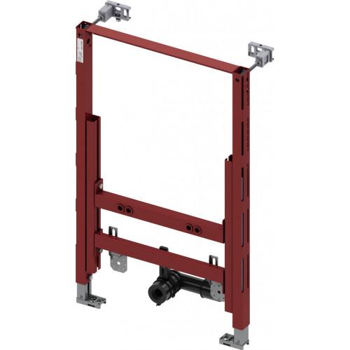 Застенный модуль для биде TECEprofil для застенного монтажа, монтажная высота 820 мм
