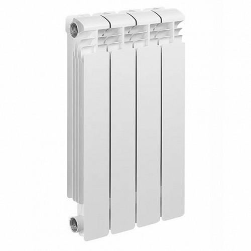 Радиатор Алюминиевый RIFAR Alum 500-4 секции, боковое подкл