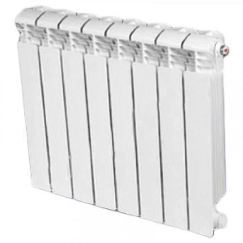 Радиатор Алюминиевый RIFAR Alum 500-8 секций, боковое подкл