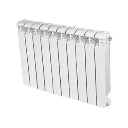 Радиатор Алюминиевый RIFAR Alum 500-10 секций, боковое подкл