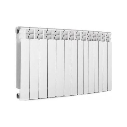 Радиатор Алюминиевый RIFAR Alum 500-14 секций, боковое подкл