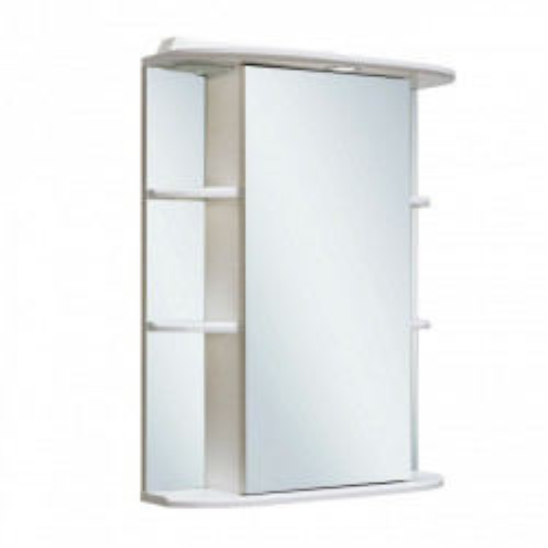 Зеркальный шкаф Runo Гиро 60