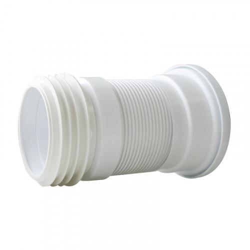 Отвод гофра, укороченный L200-350 мм Wirquin 70984968