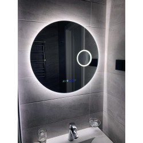 Зеркало с LED подсветкой 600мм. AUREL 600-3 WeltWasser