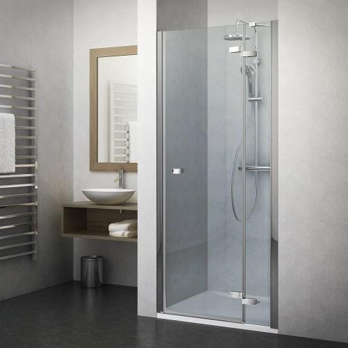 Душевая дверь Roth Elegant Line GDNP1/1000, для установки в нишу, правая