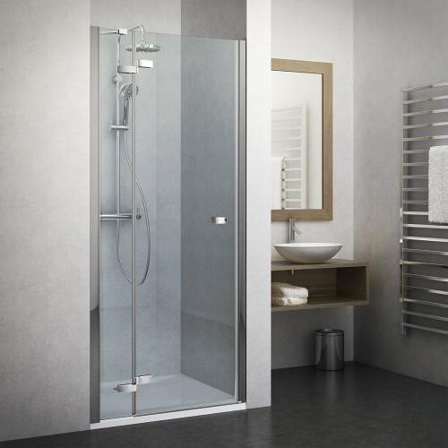 Душевая дверь Roth Elegant Line GDNL1/800, для установки в нишу, левая