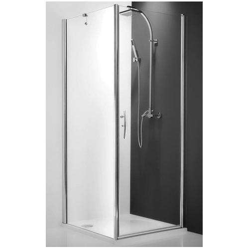 Распашная дверь для комбинации Tower Line TCO1/800, 80см, профиль мат. хром, Roltechnik