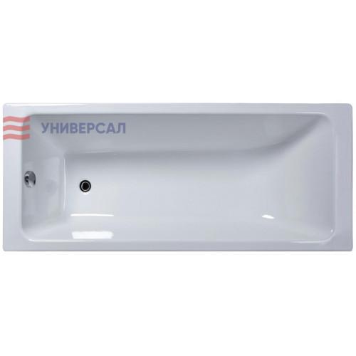 Ванна чугунная 170x70 Оптима Универсал
