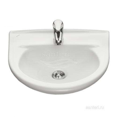 Раковина Santeri Родничок 45,2см белый 131310S0010B0