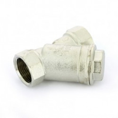 Фильтр магистральный грубой очистки с отстойником  лат. ник. ДУ-25 REMSAN