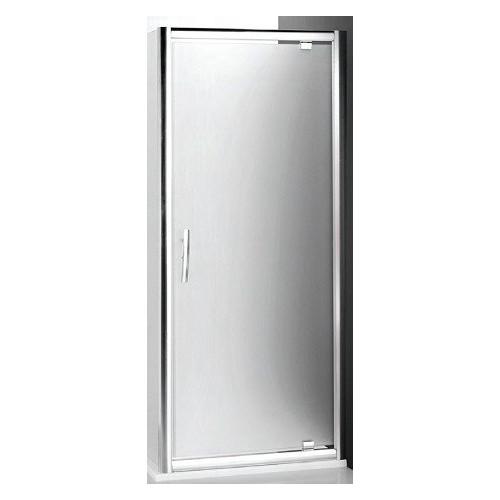 Душевая дверь в нишу или комбинации Proxima Line PXDO1N/800 Satinato, 80см, профиль хром, Roltechnik