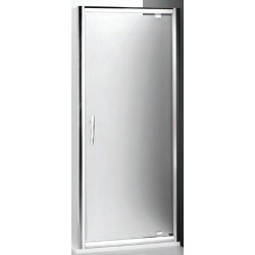 Душевая дверь в нишу или комбинации Proxima Line PXDO1N/1100 Satinato, 110см, профиль хром, Roltechnik