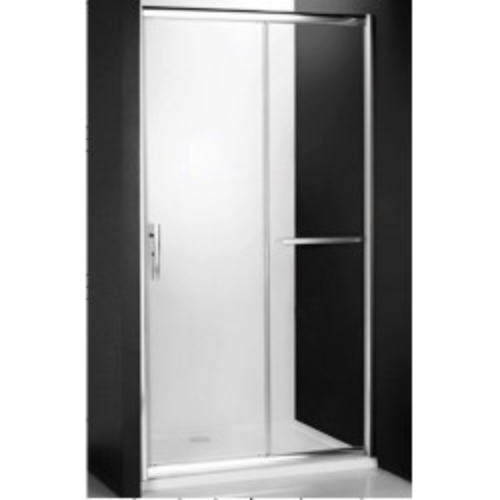 Душевая дверь в нишу или комбинации Proxima Line PXD2N/1500, 150см, профиль хром, Roltechnik