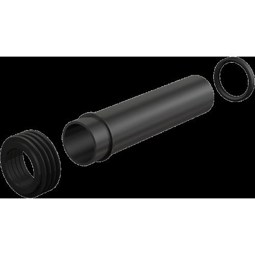 Прокладка + патрубок + гофрированная прокладка 45×58×25 Alca Plast M901