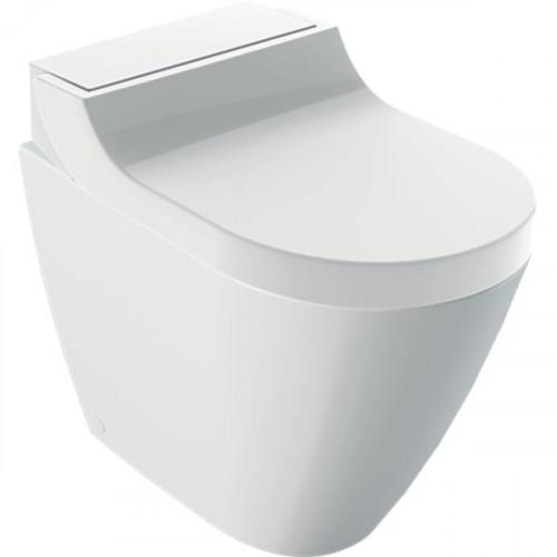 Напольный унитаз-биде Geberit AquaClean Tuma Comfort, Альпийский белый