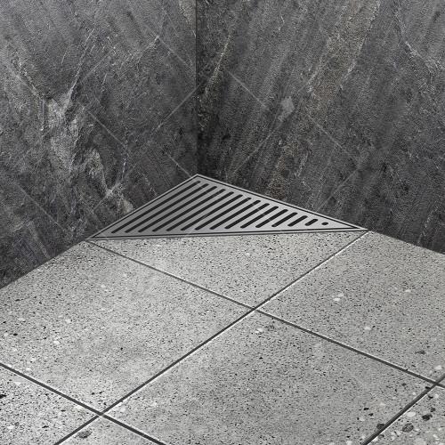 Угловой трап 47.5х34x13 см, RGW, TA/GA
