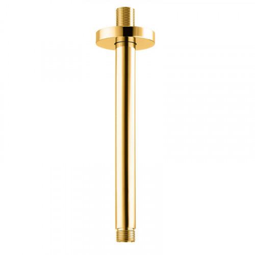 Держатель душа потолочный золото, RGW, ST005