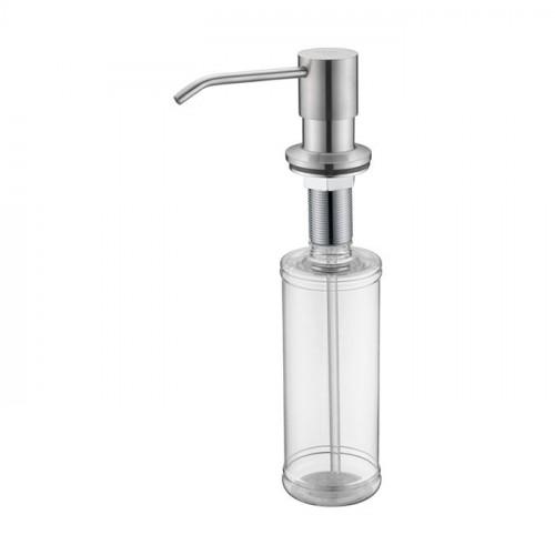 Дозатор для мыла никель, Paulmark REIN, D002-NI