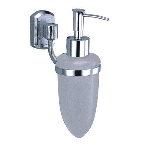Дозатор для жидкого мыла стеклянный Wasser Kraft Oder К-3099