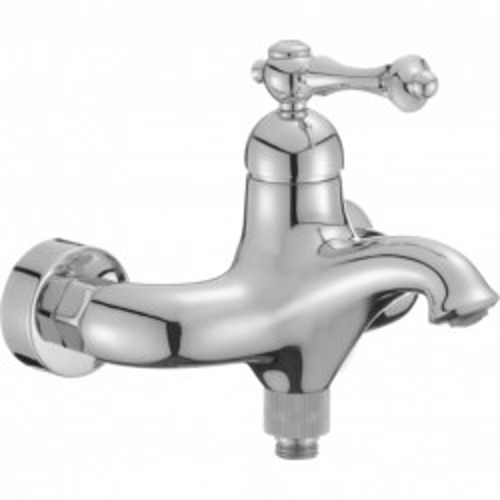 Смеситель для ванны хром Rose R0102