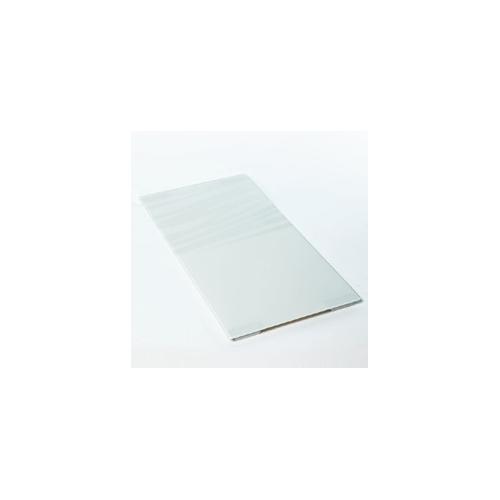Разделочная доска Schock, из закаленного стекла, белый матовый, для моек шириной 51см